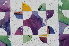 Paper Quilt Postcard (Pictures by Ann) Tags: blue white green art yellow project paper pie pattern purple quilt sale handmade cut postcard inspired craft hobby swap cutting kaffefassett bot traded madebyhand papercutting swapbot quiltpattern piesale paperquiltpostcard quiltpostcard paperpostcard inspiredbykaffefassett