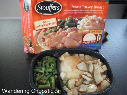 Frozen Turkey Dinners 4