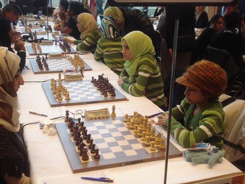 El jove equip femení del Líban