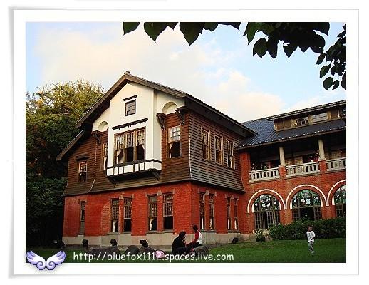 081115溫泉鄉小旅行Ⅱ08_夕陽下的溫泉博物館