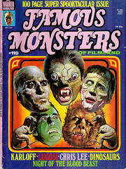 Famous Monsters Of Filmland (modern_fred) Tags: monster horror sciencefiction monsters ackermonster famousmonstersoffilmland forrestackerman monstermagazine