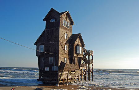 House by the sea?