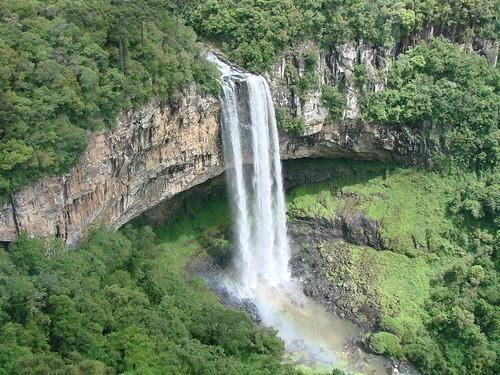 Cachoeira do Caracol / Caracol Waterfall (Gramado)