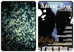 advent 'zine # 4 front cover - sept. 2007 (opethpainter) Tags: opeth fanzine adventzine