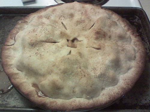 Apple Pie (Baked)