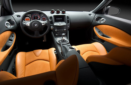 National Speed - Nissan 370Z Interior