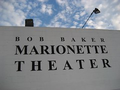 The Bob Baker Marionette Theater. (12/06/2008)