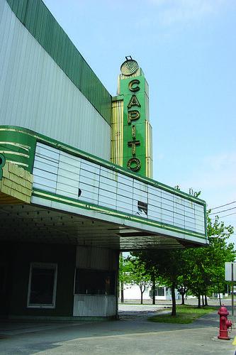 Capitol Theatre - U.S. 70, Lebanon, Tennessee