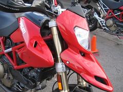 Ducati Hypermotard 1100 (mcintelligence) Tags: supermoto motorcycle ducati supermotard hypermotard