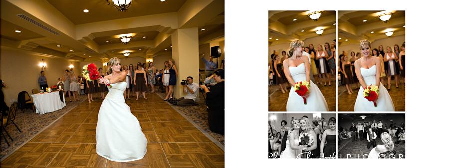 pg17 bouquet toss and garter throw