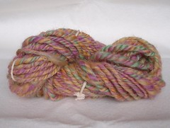Color Experiment skein 3