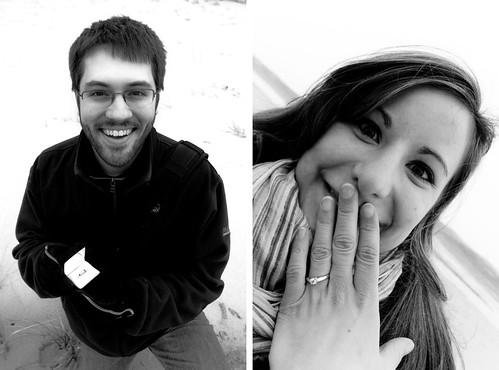 kobe bryant wife vanessa ring. Vanessa Ring|She said YES! She said YES!