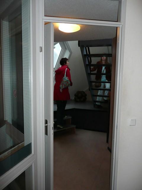 Kubuswoningen in Rotterdam Blaak