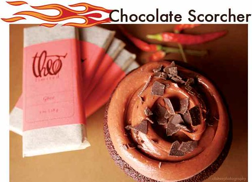 Chocolate Scorcher (Photo used with permission from Cupcake Royale)