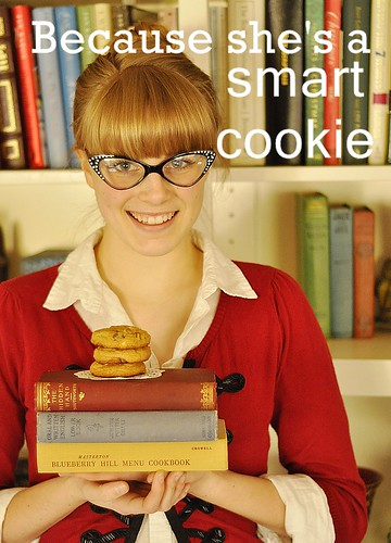 One Smart Cookie Theme Graduation Party Invitation