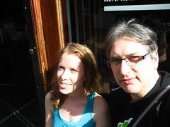 Nicole and me