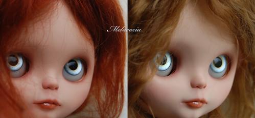 WIP ~ Melacacia redhead