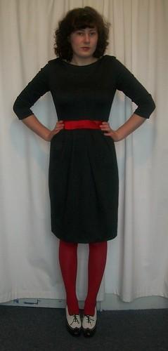 Burda #128 dress