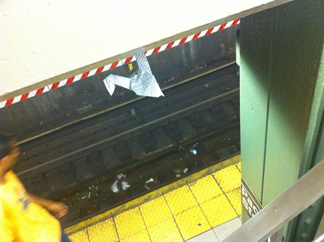 Paper Crane Subway edition 2