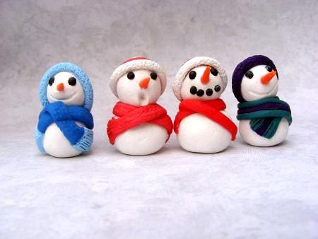 snowmen 2011