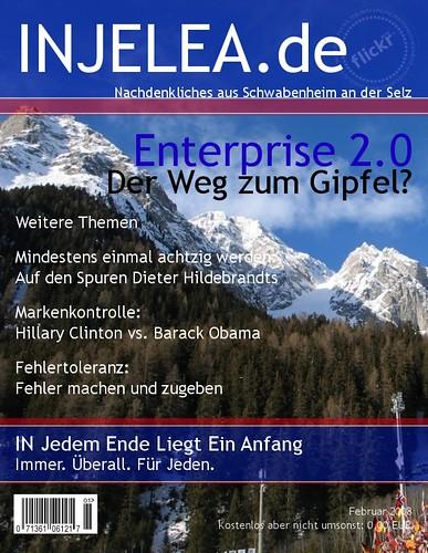 INJELEA Magazin Februar 2008