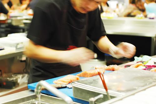 Kungfu sushi.