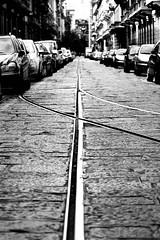 The change ( (formerly known as Michelangelo_MI)) Tags: milano tram cambio change ricordi rotaia scambio corsogenova viaausonio cambiare significati ilovemilan cambiaredirezione rotaieabbandonate anotherdirection