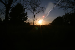 The end (Jose.) Tags: sky sun sol nature soleil time theend final cielo end puestadesol ocaso lasthour lesoleil finaldelda finaldeldia
