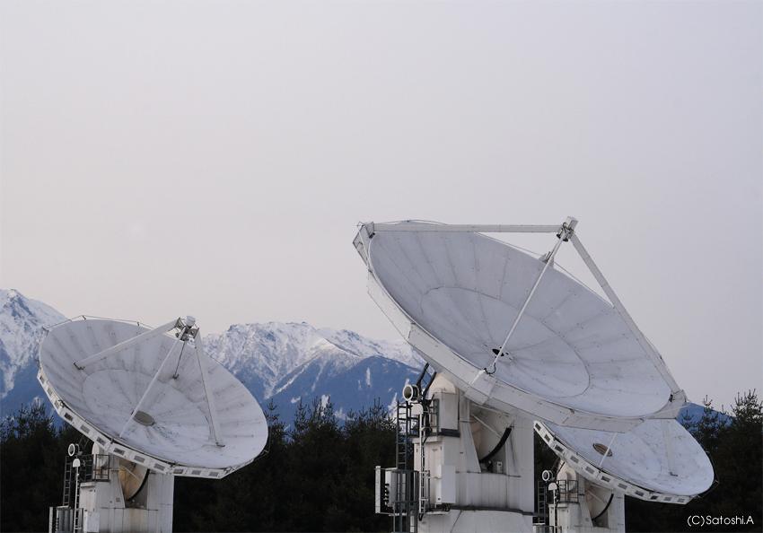 八ヶ岳、国立天文台