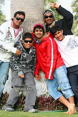 Backstreet BoYs QATAR ] .. (Nasser Bouhadoud) Tags: camera beach boys canon eos 350d backstreet resort ali mohammed khalid fahad nasser qatar   sealine  saher     s3od allil saherallil