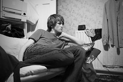 Day 91 - 366 - relaxation (Josh Holmes Photography) Tags: me self suttoncoldfield josh holmes joshholmes birmingham2008