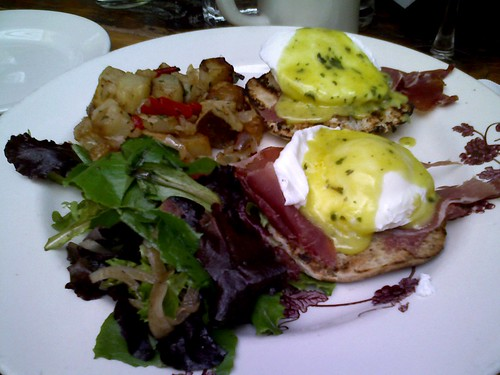 Brunch Scottadito Osteria Toscana Park Slope Brooklyn NY