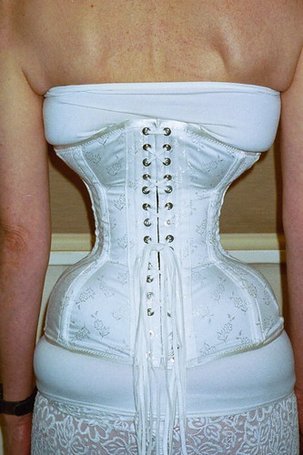 THE STEM WAIST - THE UTMOST IN CORSETING - WOULD YOU LIKE TO TRY ...