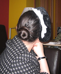 Back view of hat - click to enlarge
