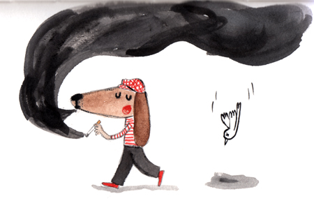 Fumar (sketch)