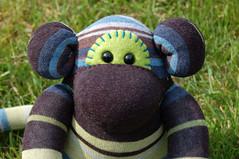 Sock Monkey - Vince