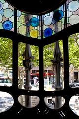 Casa Batll Barcelona (Antonia Hayes) Tags: barcelona gaudi casabatll