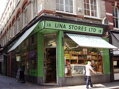 Picture of Lina Stores, W1F 0SH