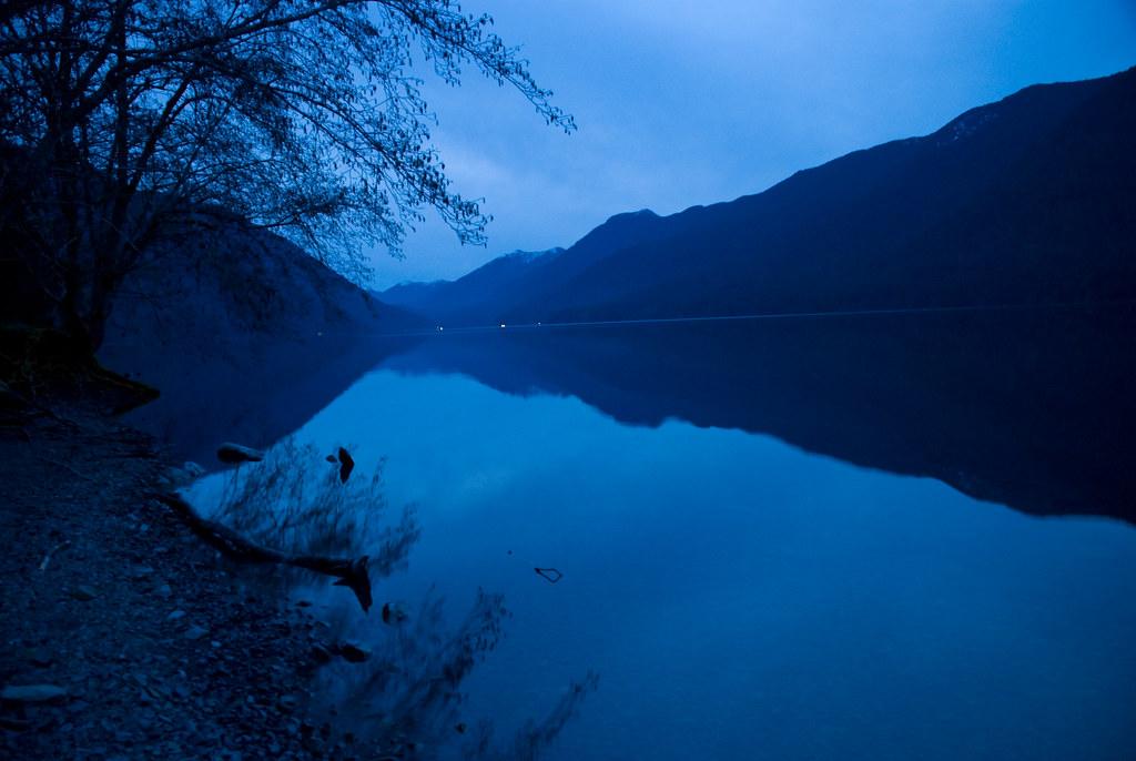 Crescent Lake WA