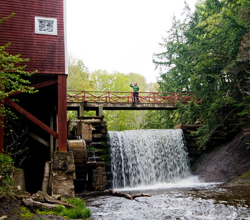 Balmoral Grist Mill Museum