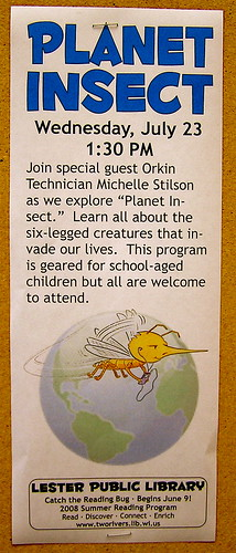 Planet Insect