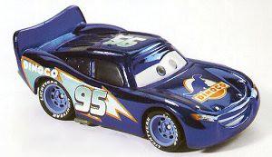 Blu Ray Lightning McQueen