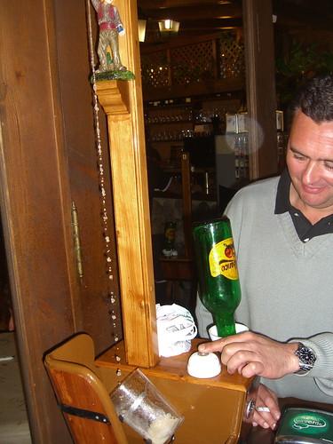 Cider Pouring Machine