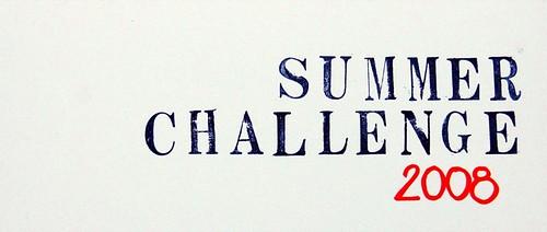 Summer Challenge 2008