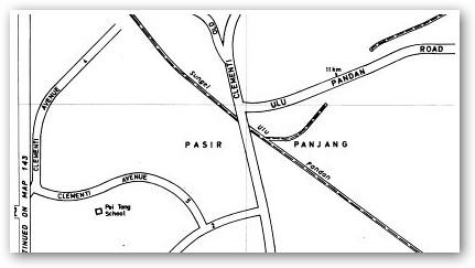 Clementi in Pasir Panjang