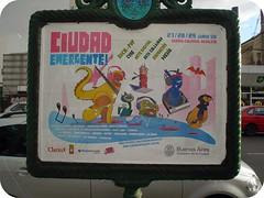 Afiche Ciudad Emergente