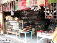 Native handicrafts in Legaspi, Albay