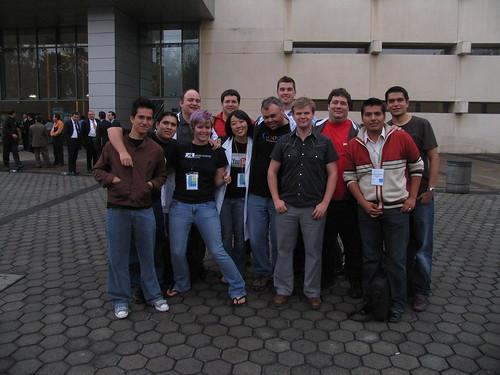 La Banda con los Googlers
