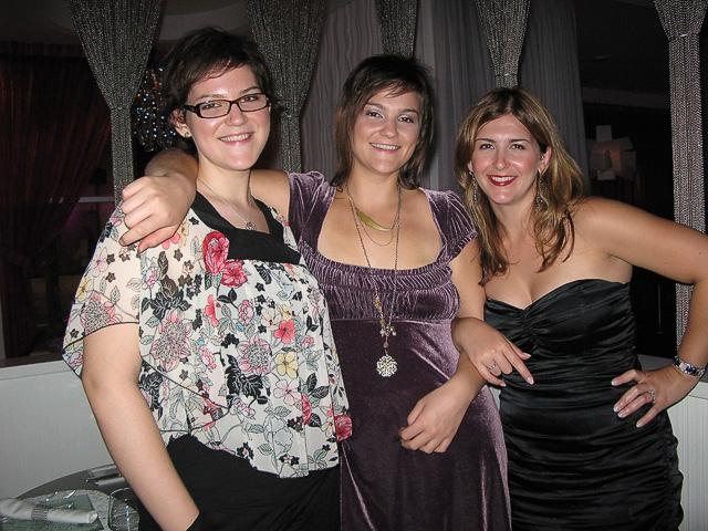 Tiffany, Cassie, Melissa