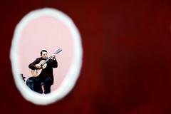 cantar lo que me dicta la guitarra (quino para los amigos) Tags: old music argentina buenosaires hole guitar guitarra tango laboca gardel viejo tradición cantar hoyo